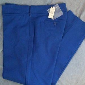 Royal blue trouser- brand new!
